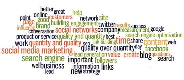 Quantity vs Quality in Social Media Marketing Community using eCairn Conversation(tm)