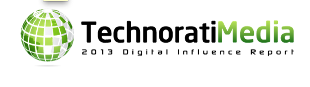 Technorati 2013 Digital Influence report